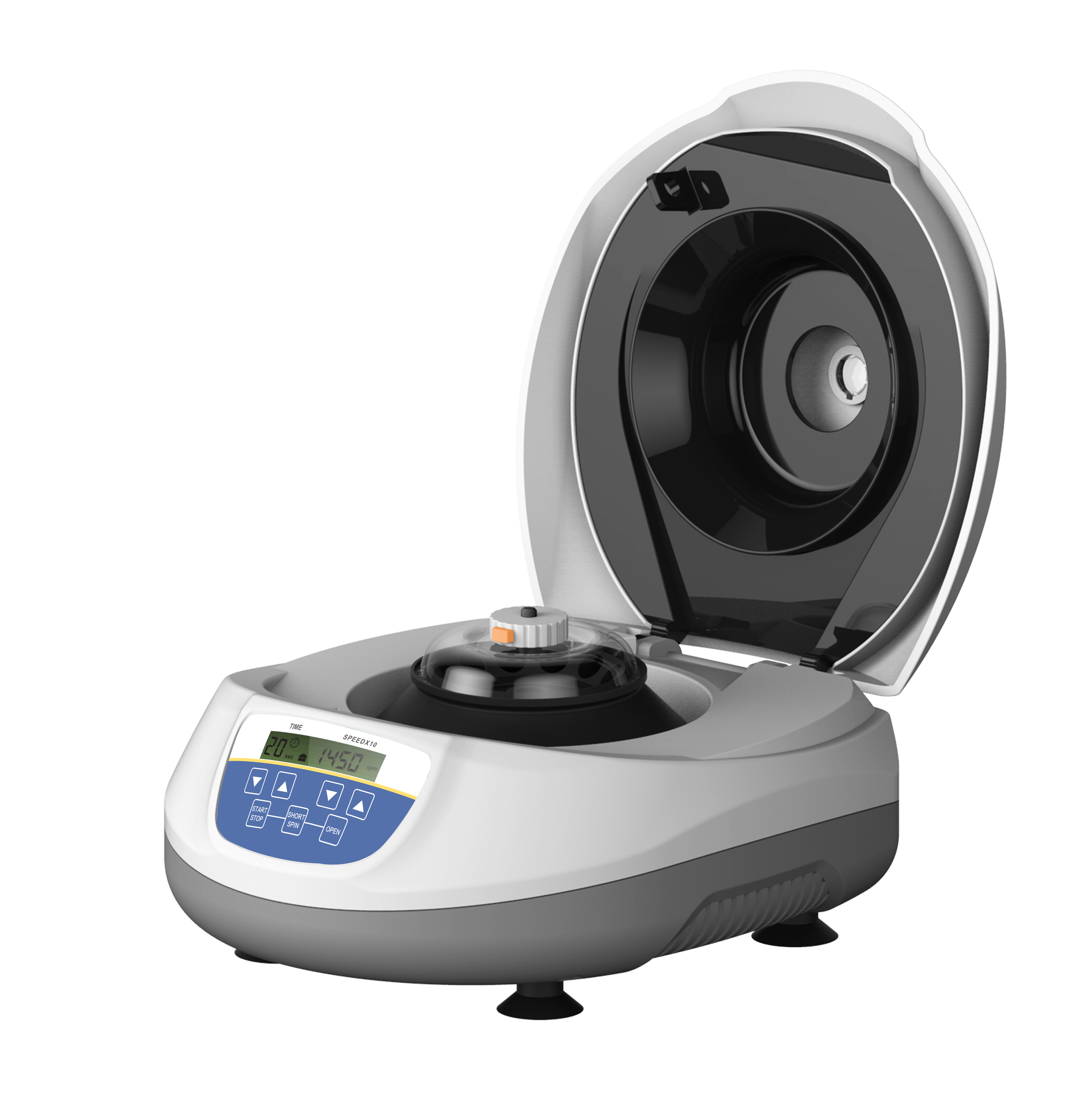 Tisch MicroSpin and MicroPlus Centrifuges