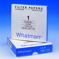 11 um pack of 100 Whatman 1001-240 Qualitative Filter Paper 24.0 cm Grade 1