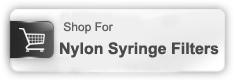 Nylon Syringe Filter
