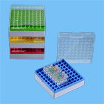 Polycarbonate and Polypropylene Freezer Boxes